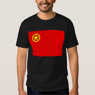 COMMUNIST CHINA FLAG DRESSES