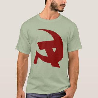 Communist DKP Style Hammer & Sickle T-Shirt