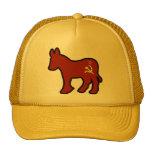 Communist Donkey Trucker Hat