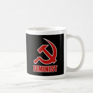 Communist Feminist Coffee Mug