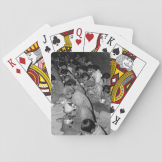 Communist guerrillas_War Image Playing Cards