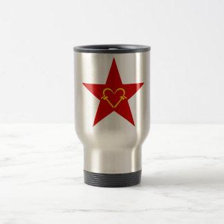 Communist Heart Mug