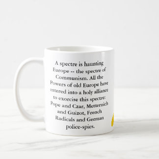 Communist Manifesto Mug