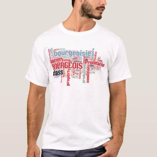 Communist Manifesto Word Cloud T-Shirt