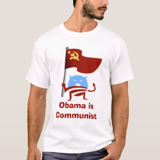 Communist ObamaMonster T-Shirt