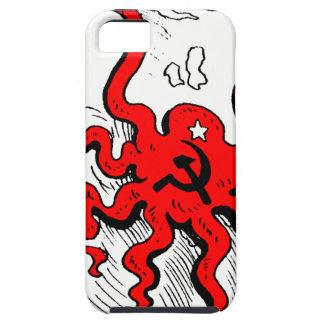 Communist Octopus iPhone SE/5/5s Case