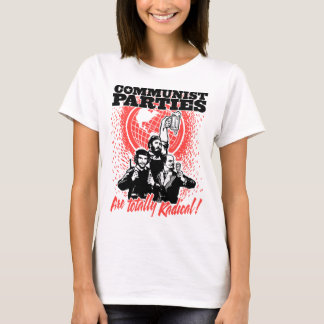 Communist Parties T-Shirt