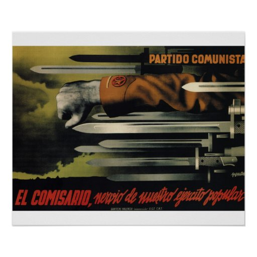 Communist party (1937)_Propaganda Poster