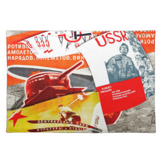 Communist Party 2 American MoJo Placemat