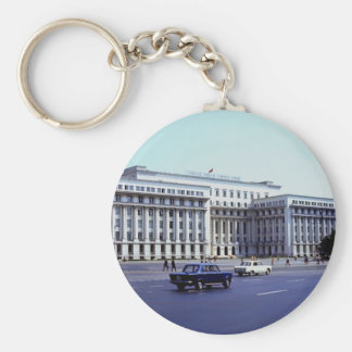 Communist Party Central Committee Building, Buchar Keychain