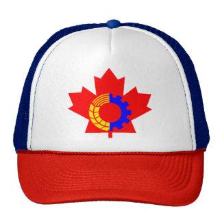 Communist Party of Canada Trucker Hat