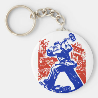 Communist Party of China Key Chains