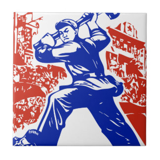 Communist Party of China Tile