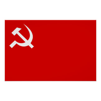 Communist Party Of Nepal (Unified Marxist-Leninist Poster