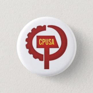 communist party usa button