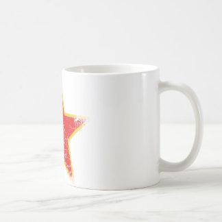 Communist Red Star Vintage Mug