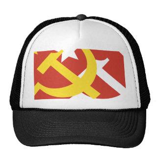 communist symbol, Communist Symbol II Trucker Hat