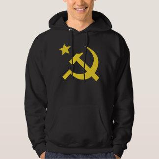 Communist Symbol II Hooded Sweatshirt