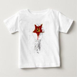 communisthand baby T-Shirt