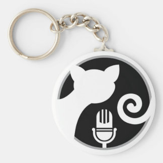 Community Cats Key Chain