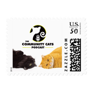 Community Cats Podcast US Postage
