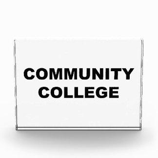 Community College Awards