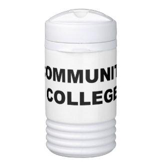 Community College Beverage Cooler