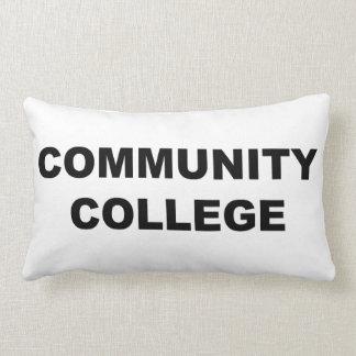 Community College Pillow