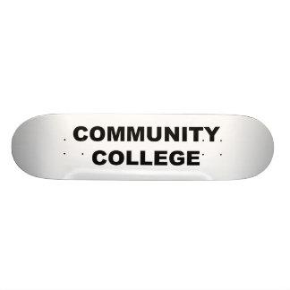 Community College Skateboard