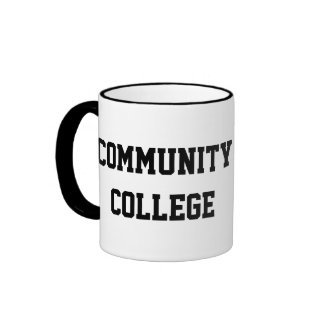 Community College Super Mug