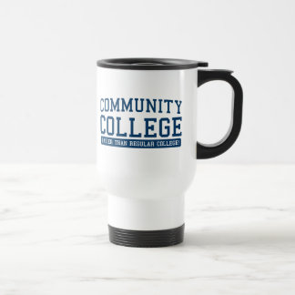 community easier than regular mug