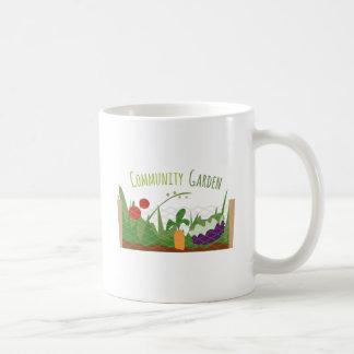 Community Garden Mugs
