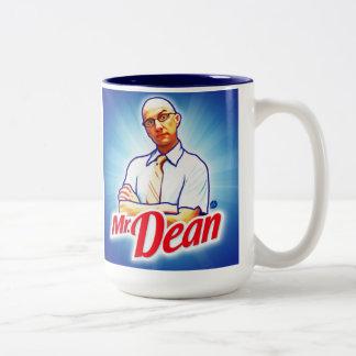 Community Mr. Dean Two-Tone Coffee Mug