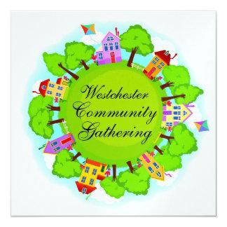 Community - Neighborhood Event - SRF Card