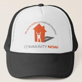 Community Now! T-Shirt Trucker Hat