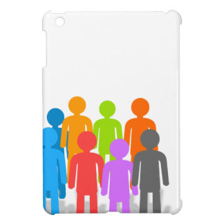 Community of people iPad mini covers