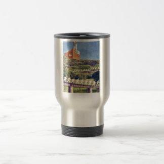 Community Recycling Travel Mug