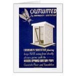 Community Sanitation 1940 WPA Card