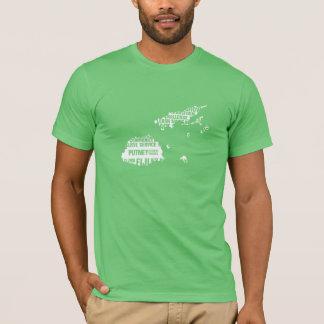 Community Service Fiji in Multiple Colors T-Shirt