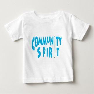 Community Sprit Baby T-Shirt