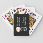 Community Standards - Repeat Offender Playing Cards