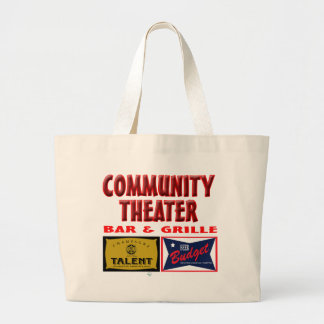 Community Theater Bar and Grill Bags