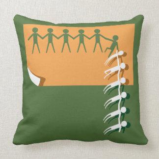 Community Throw Pillow