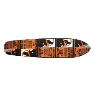 Community Watch Area Skateboard