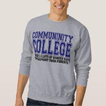 Community - worser sweatshirt