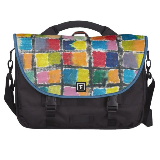 Communter Bag by Happy Colors Computer Bag