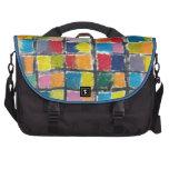 Communter Bag by Happy Colors Laptop Computer Bag