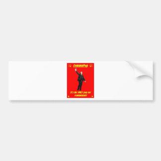 CommuPop Bumper Sticker