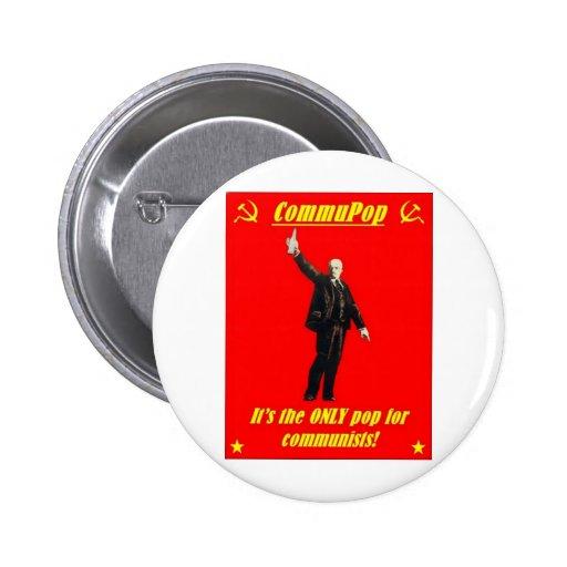 CommuPop Pin Redondo 5 Cm