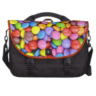 Commuter Bag Colorful Candy